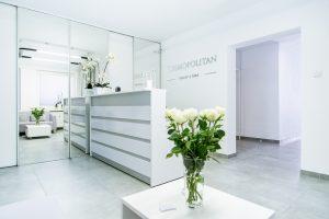 Cosmopolitan Klinika - Beauty and Med - wnętrze 2
