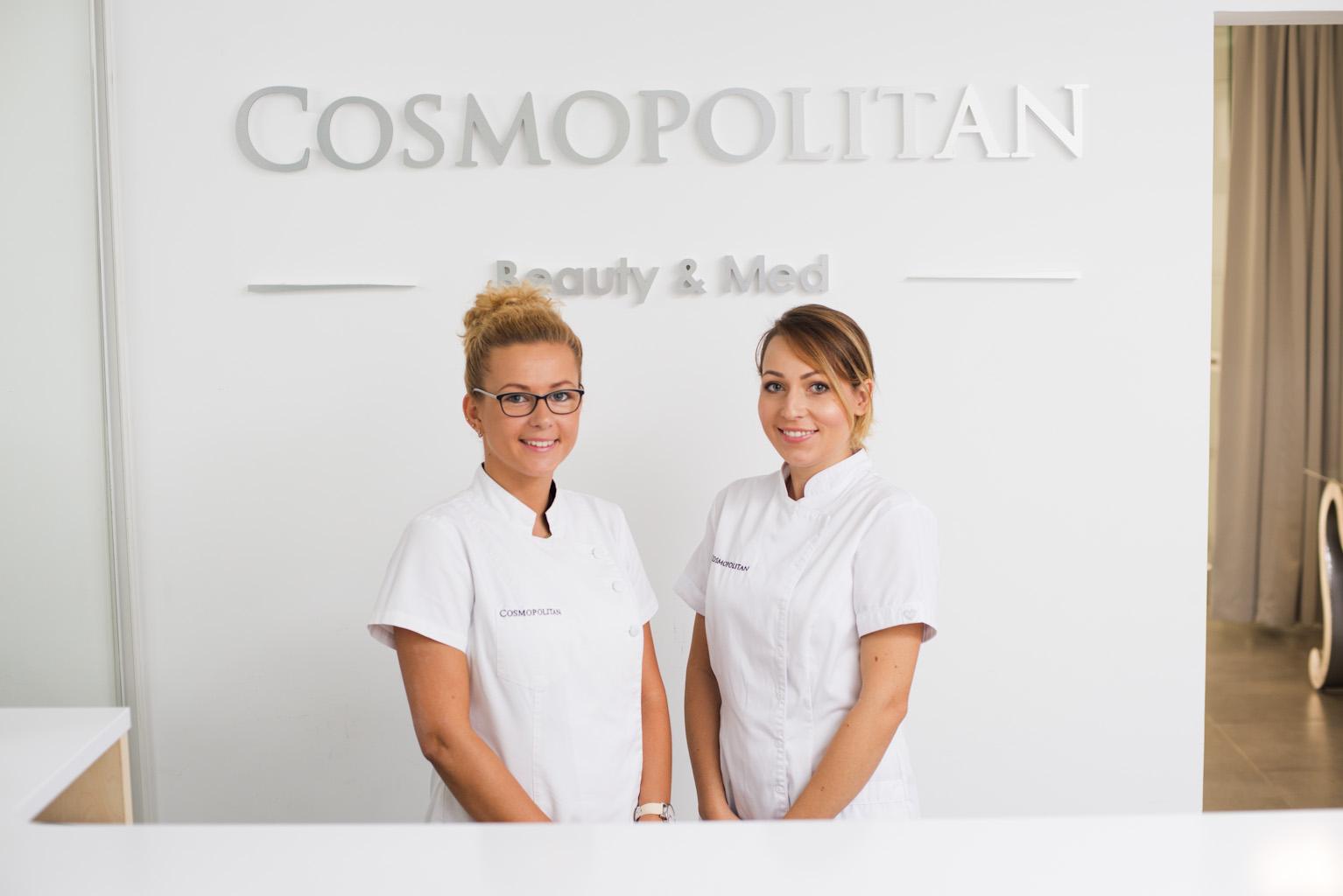 Cosmopolitan Klinika - Beauty and Med - zapraszamy
